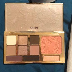 Tarte eyeshadow & blush